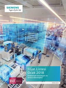 Siemens Otomasyon Fiyat Listesi 2018