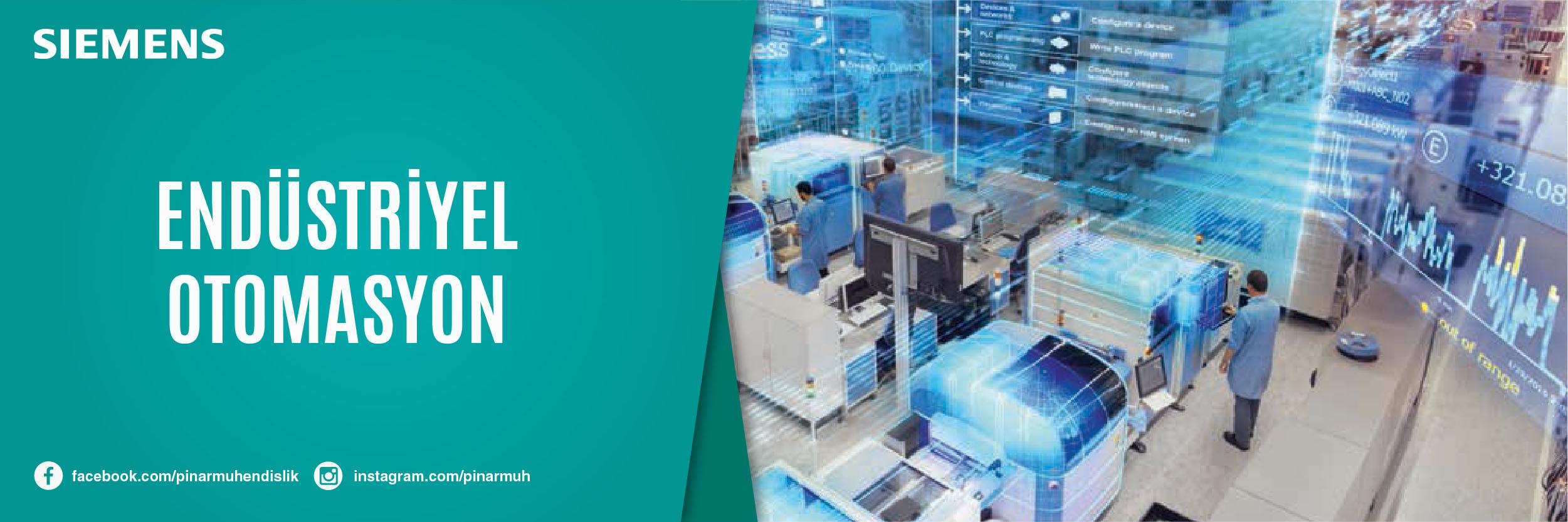 Siemens Endüstriyel Otomasyon Ürünleri