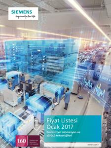 Siemens Otomasyon Fiyat Listesi